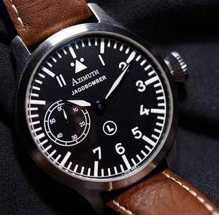 🚚 Azimuth Jagdbomber 47mm Pilot