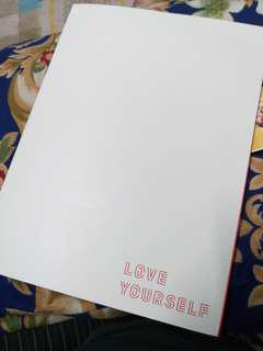Wtb Program Book Love Yourself
