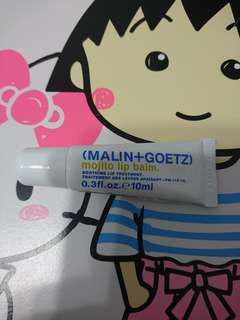 全新 MALIN+GOETZ 潤唇膠 10g