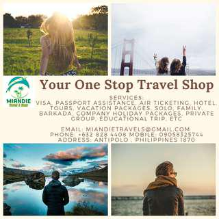 Travel and Tour Packages
