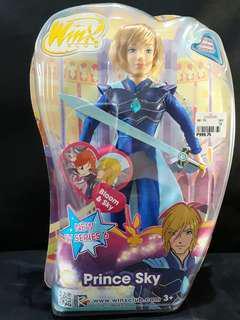 Winx Club Prince Sky