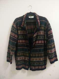 Vintage Thrift Cardigan (Size S)