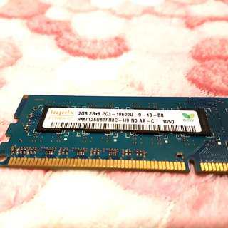 Hynix DDR3-1333 2GB RAM