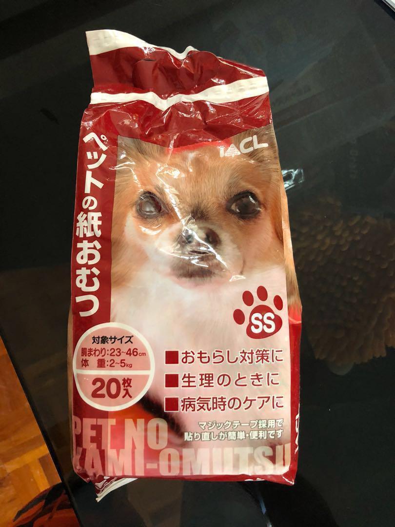 狗狗衛生褲 (半包)