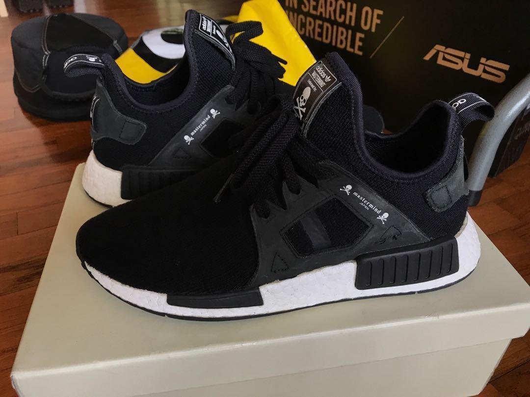 46ba495d0 Adidas NMD XR1 Mastermind Japan
