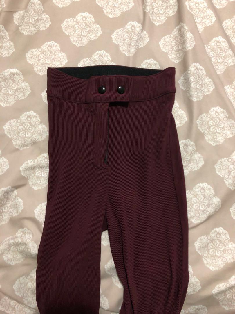 American apparel XS riding pants
