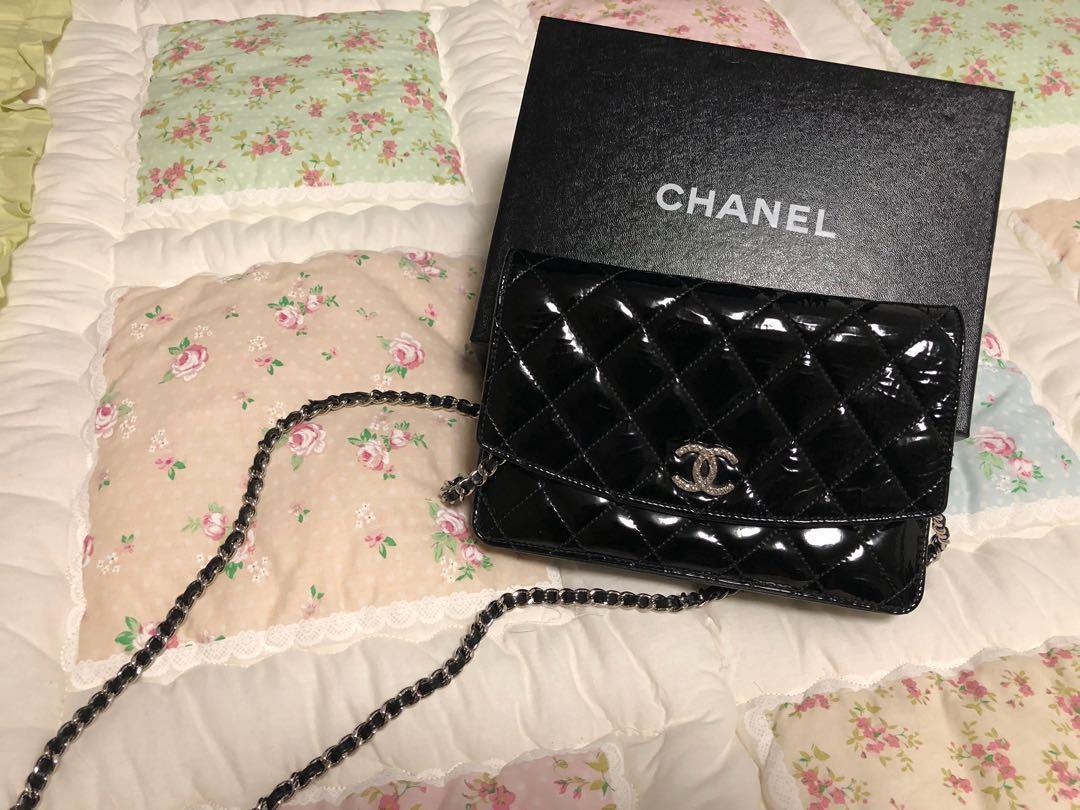 ea49de2fd779d0 Authentic Chanel WOC wallet on chain sling bag, Women's Fashion ...