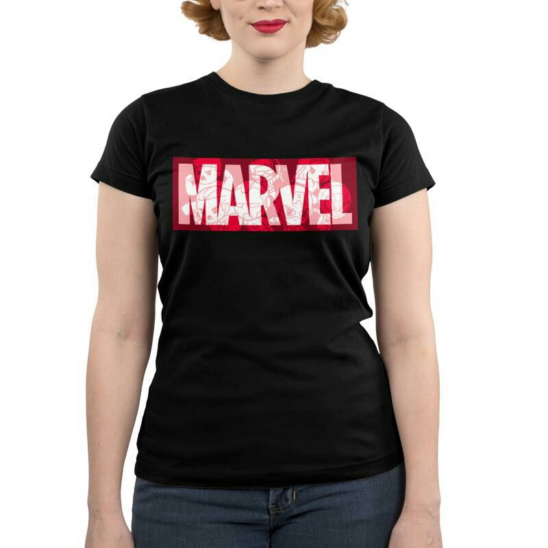 03453e1e5 authentic MARVEL tee by teeturtle, Women's Fashion, Clothes, Tops on  Carousell
