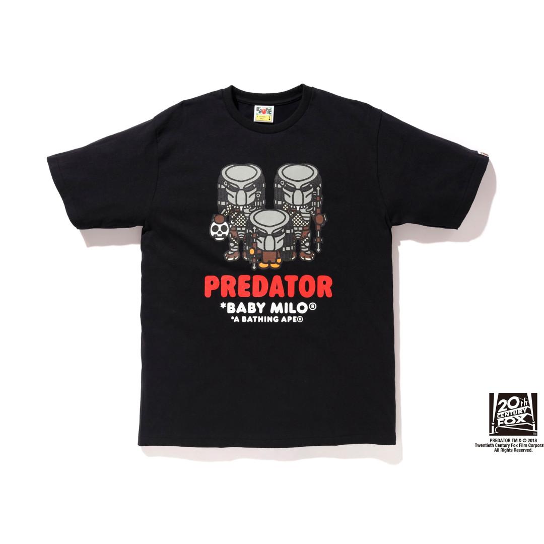 49794a61ed75 BAPE X Predator Baby Milo Predator Tee  2