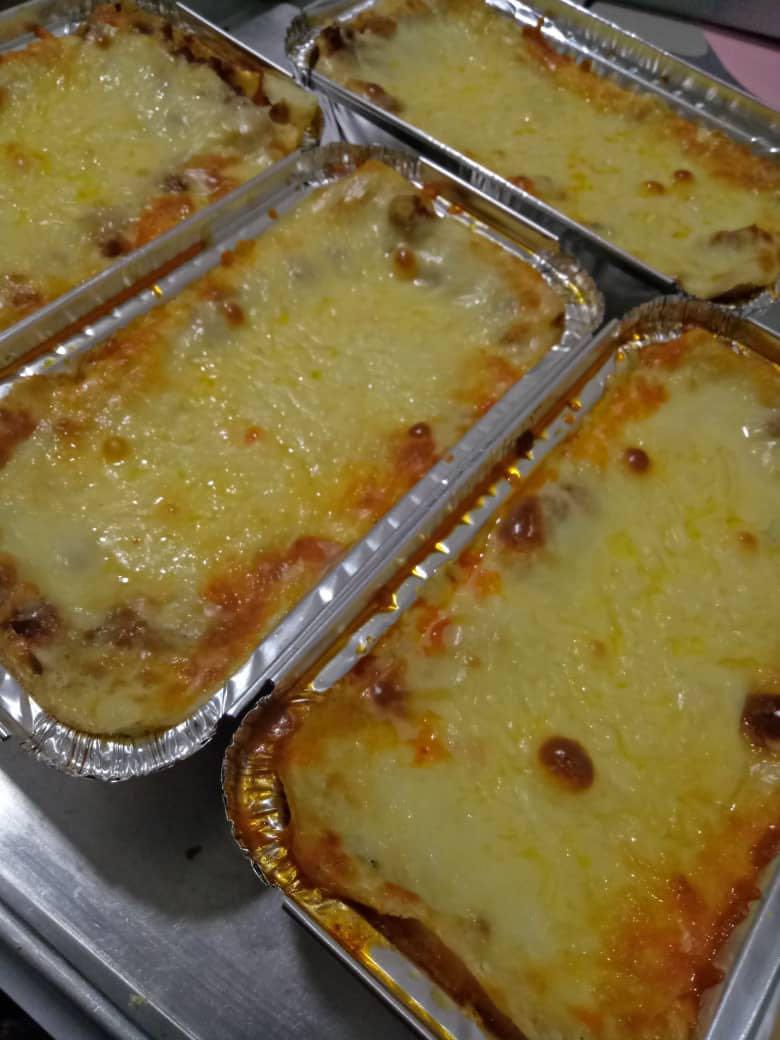 Beef Lasagna / Lasagna Daging