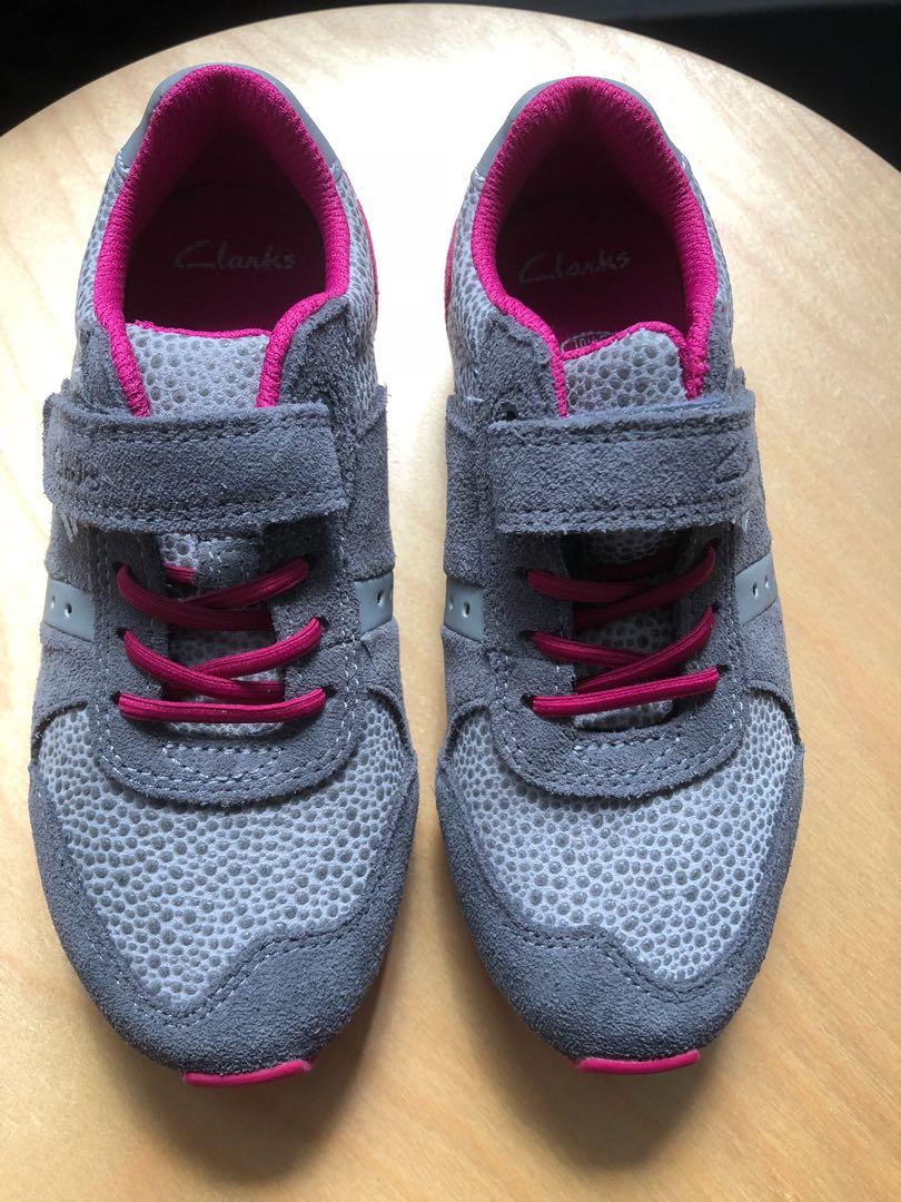 e20de3c2b52 Brand New Clarks Girl Shoe