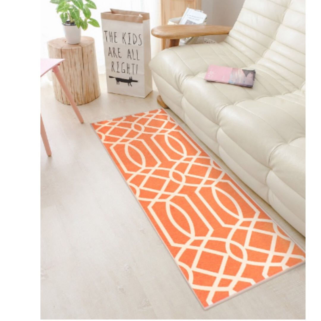 Modern Colors Chenille Floor Rug