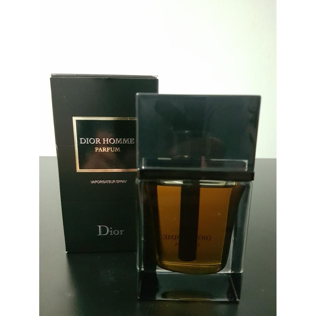 Christian Dior Dior Homme Parfum Designer Perfume Decant Health