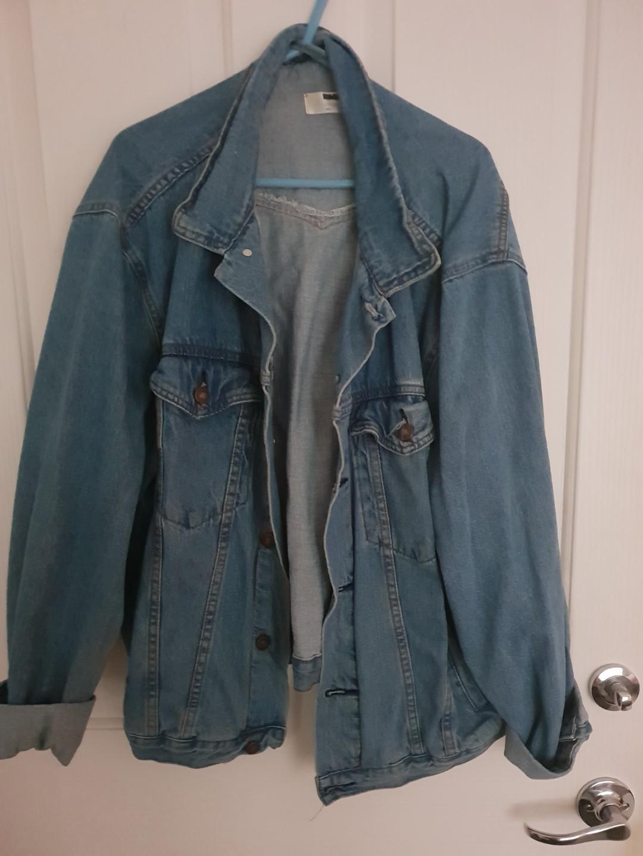 Peppermayo denim jacket