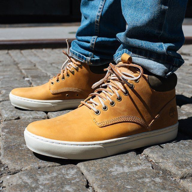 Earthkeepers Adventure Cupsole Chukka by Timberland c1d837ac58d2