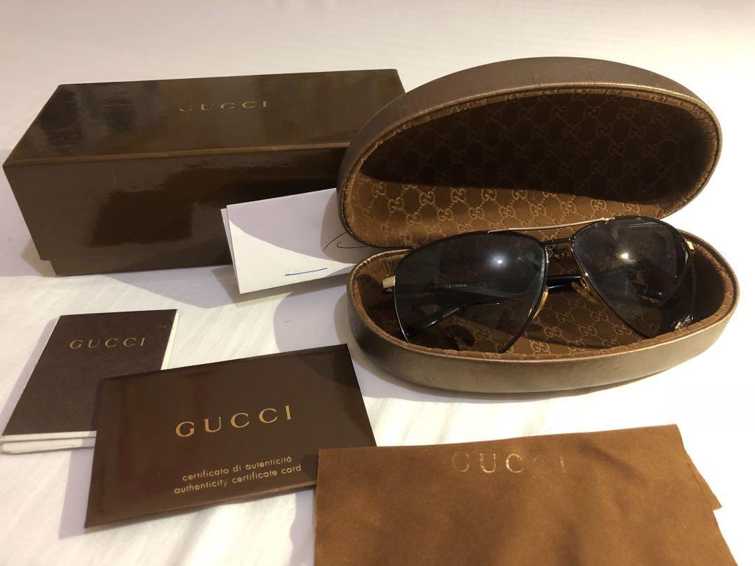 aab03098477 From 10k Original Gucci Sunglasses