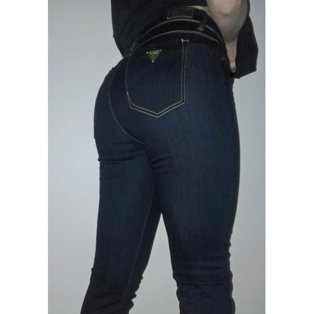 GUESS Los Angeles Jeans Navy Blue