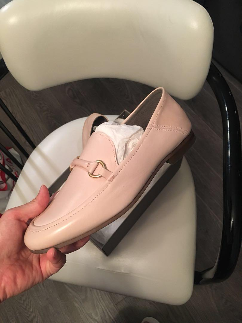 H London loafers size 6