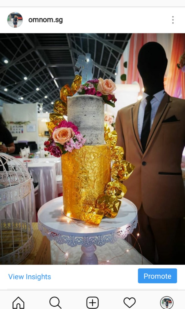 Halal Wedding Tunang Engagement Birthday Cakes Food Drinks Baked
