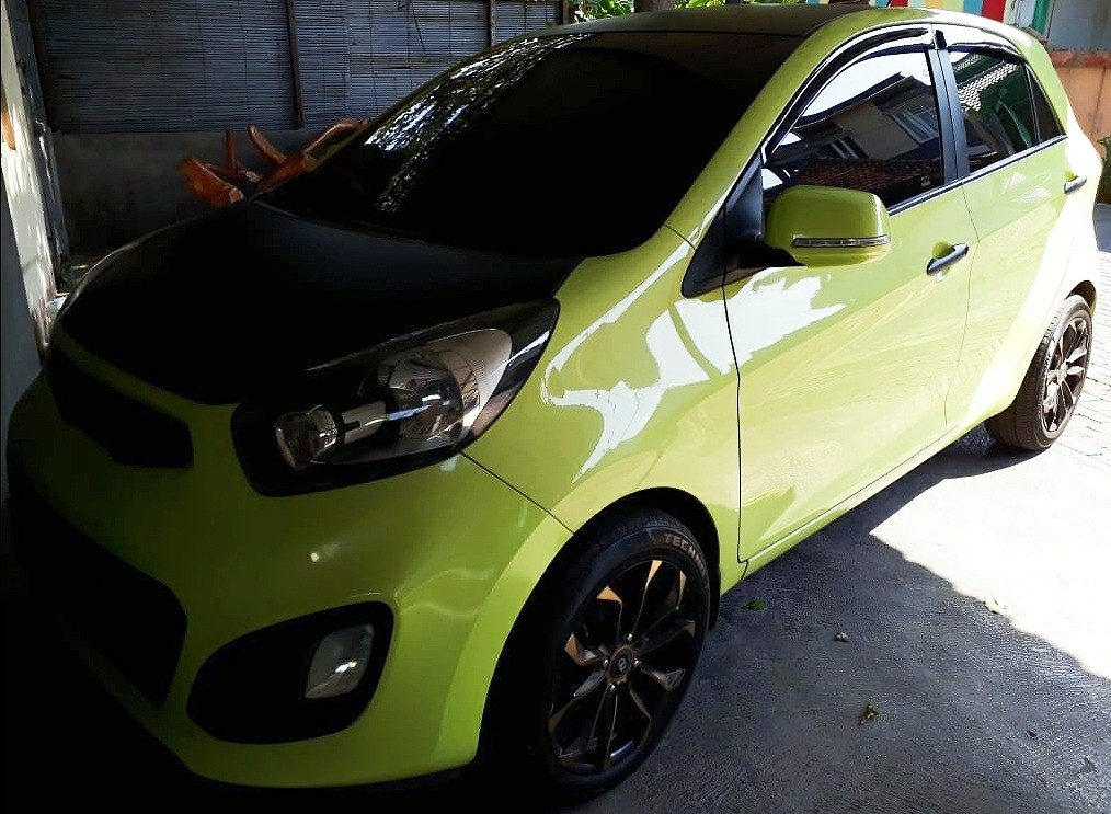 Jual All New Picanto SE 2012 Matic Warna Lemongrass Cars For Sale On Carousell