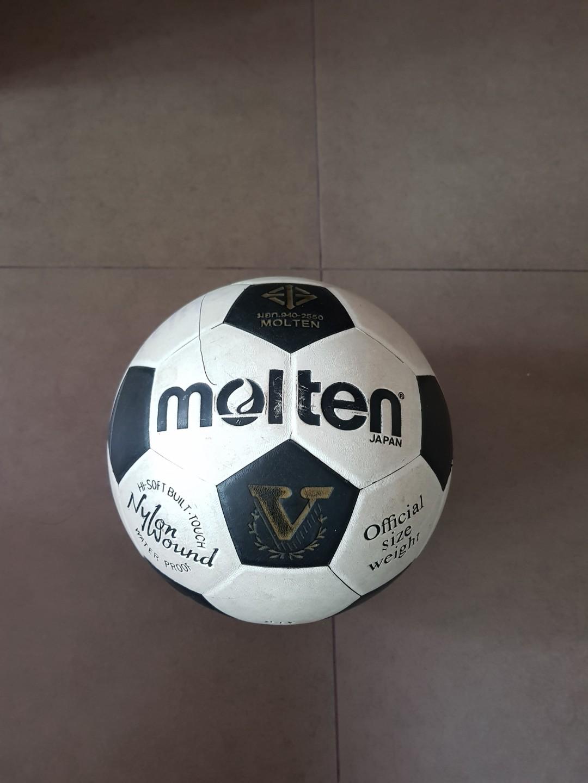 ebf102f5a Molten soccer ball