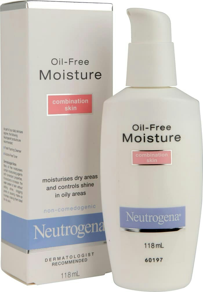Neutrogena Combination Skin Moisturizer