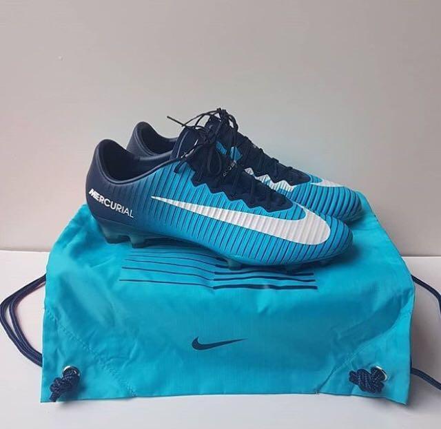 1b3561c82 Nike Mercurial Vapor XI FG (ICE PACK), Men's Fashion, Footwear on Carousell