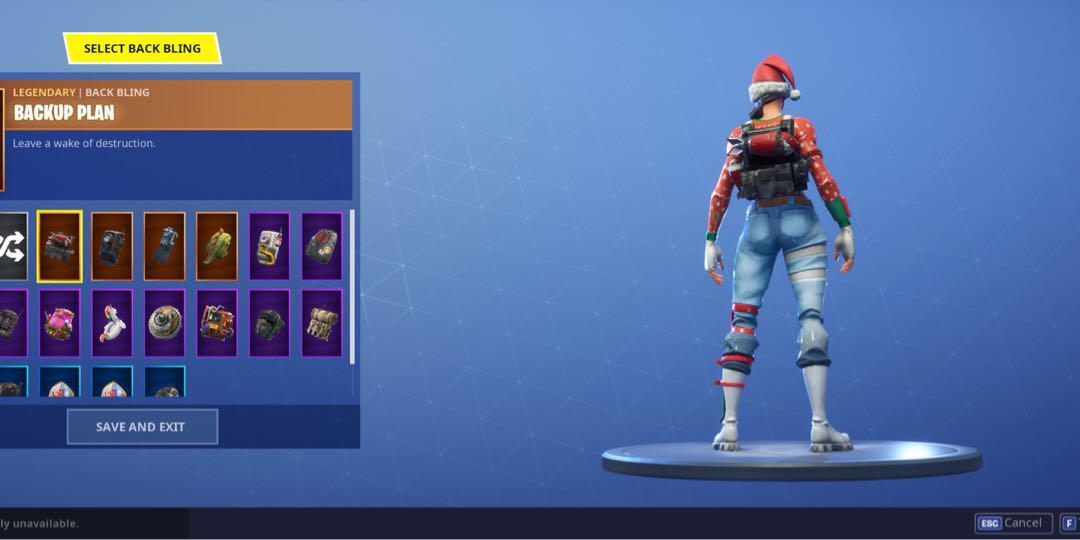 Selling Fortnite Account With 3 Og Skins Skull Trooper Nog Ops
