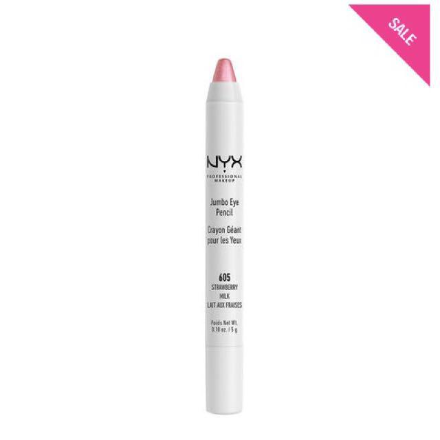 NYX Jumbo Eye Pencil Eyeshadow #StrawberryMilk