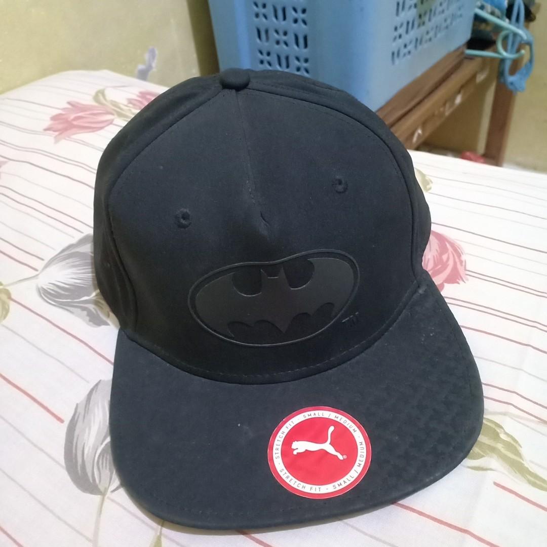 Puma Batman Hat b7d3fc4b46a