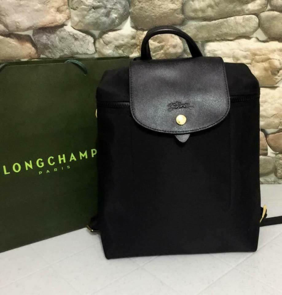 Sale!! Longchamp neo backpack ee983669ed5f6