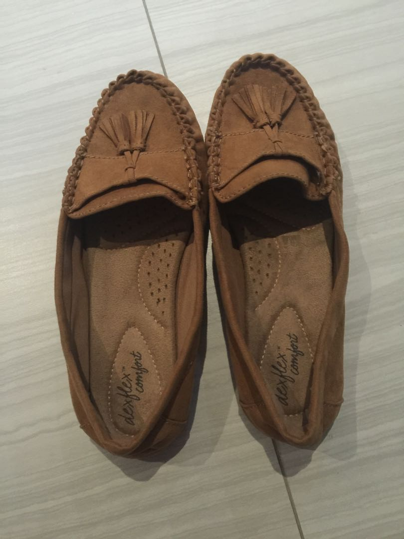 725501236f6b Sepatu dexflex comfort baru dipake 1x