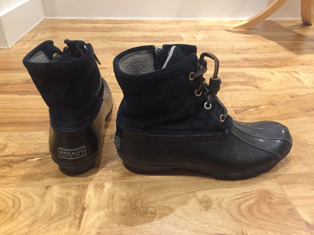 Sperry Duck Boot (Waterproof) - Women's 6.5