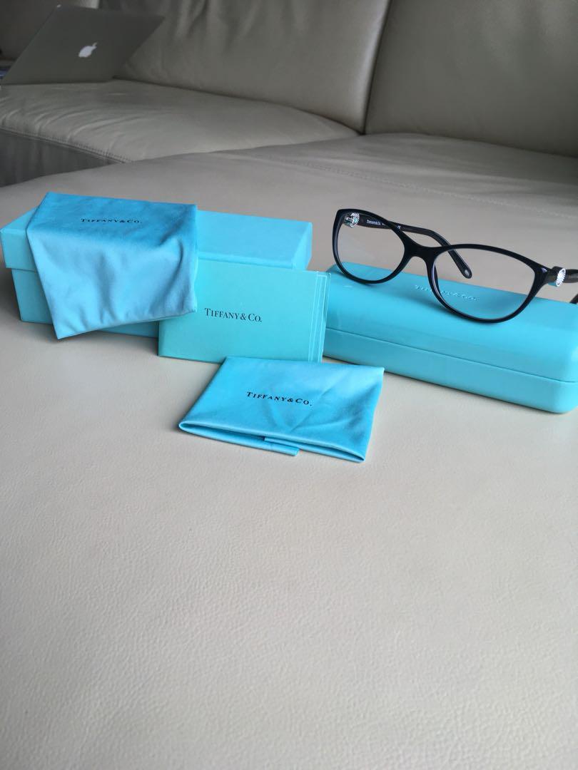 Tiffany Eyeglass Frames