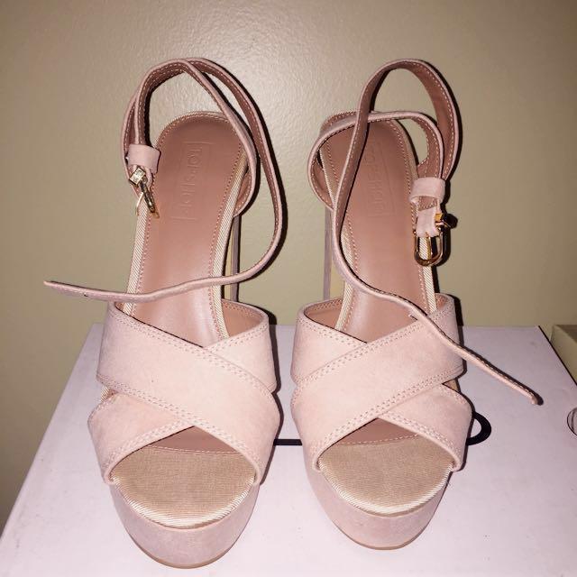 Topshop heels size 6.5
