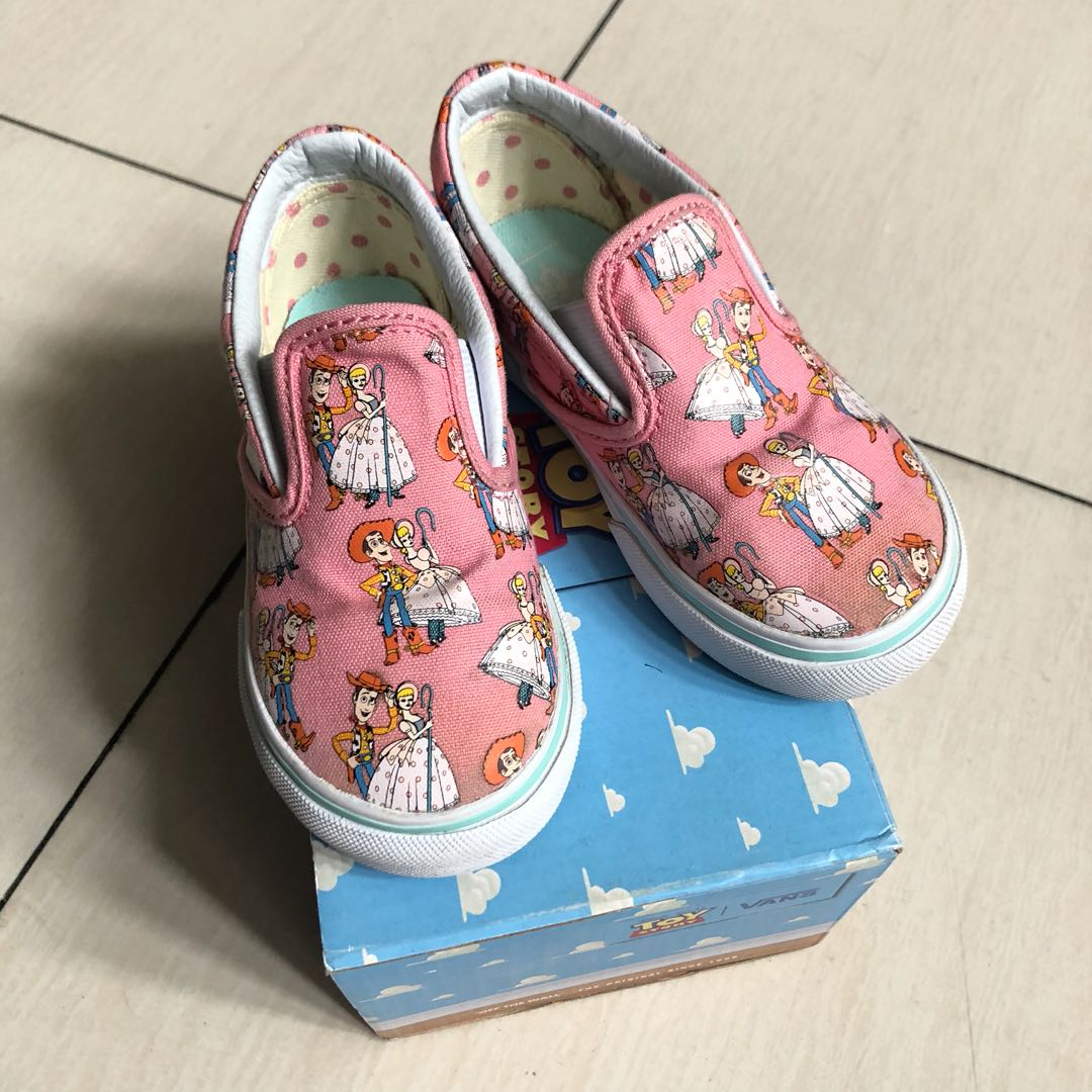 47086dc288 Vans Classic Slip-On Toy Story size US 8