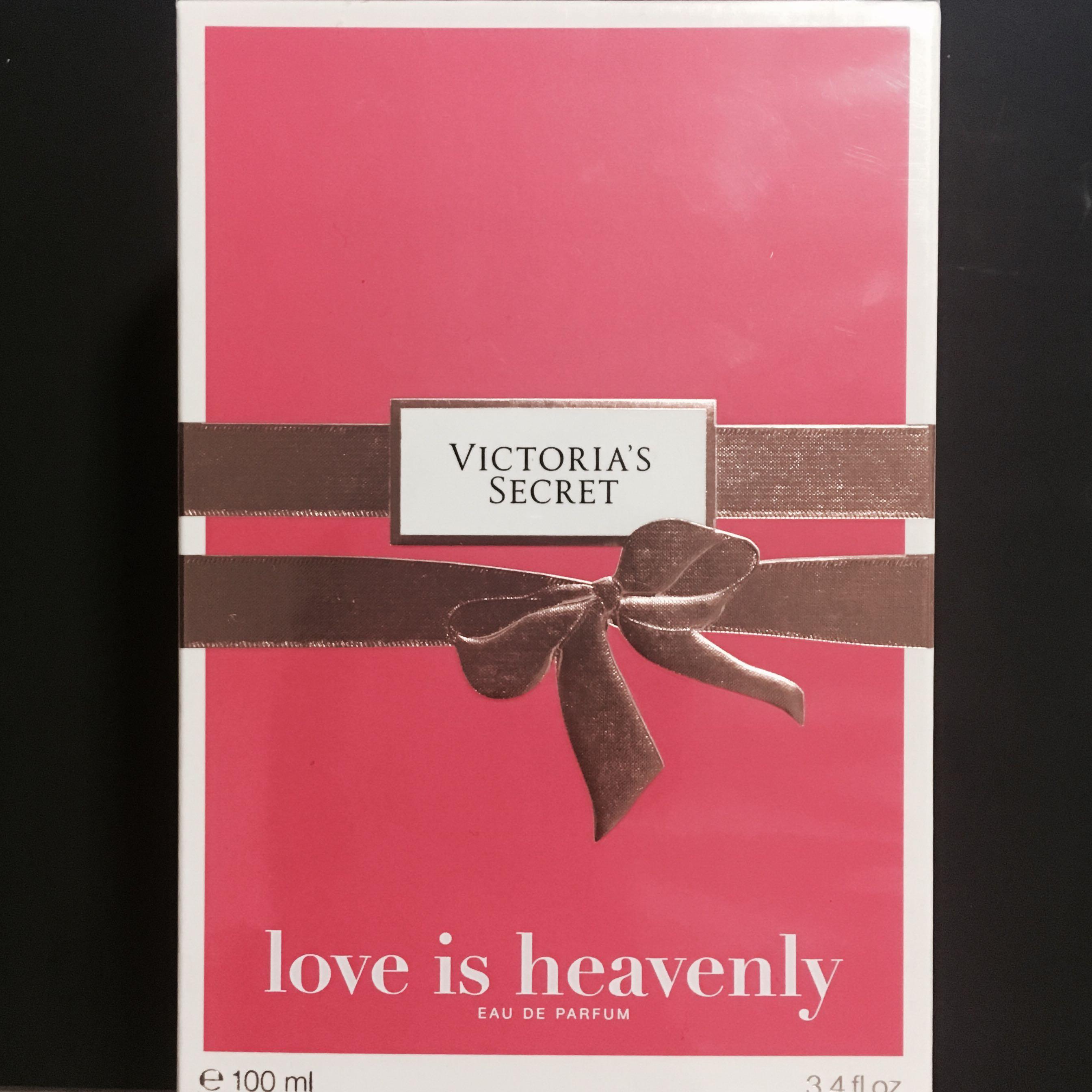 79d9990697 Victoria s Secret  Love is Heavenly Perfume 100ML