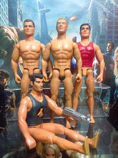 GI Joe Action Figures Toy Lot