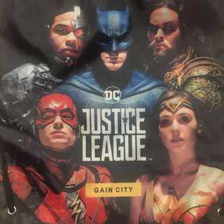 DC Justice League tote bag