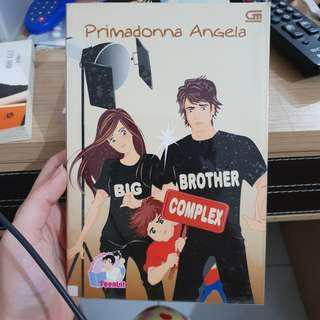 Novel teenlit big brother complex