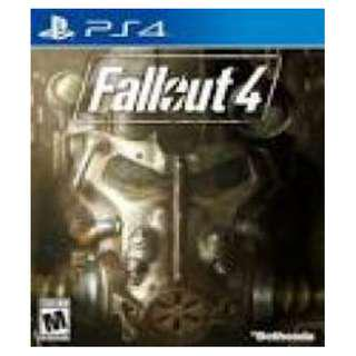 WTS: Mint condition Fallout 4 (PS4) console game