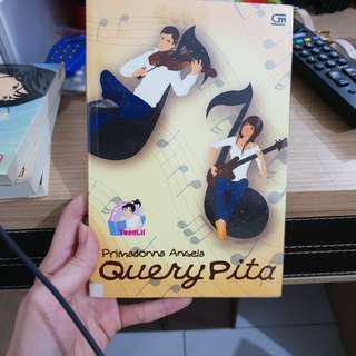 Novel teenlit query pita