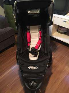 Gently used City stroller