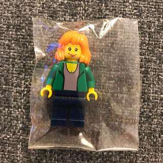 Lego人仔 Spider-Man Mary Jane