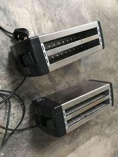 Butterfly Bread Toaster & Warmer