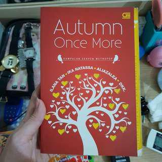 Novel metropop - autumn once more