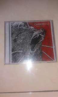 CD Burgerkill - Adamantine