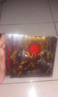 CD Siksakubur - Tentera Merah Darah