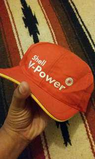 Shell V - Power oil cap (AL)