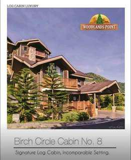 LOG CABIN HOUSES FOR SALE IN TAGAYTAY